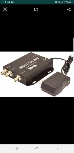 AHD to AV CVBS Composite Buy It Now Video Scaler Converter 1080P for Sale in Riverside, CA