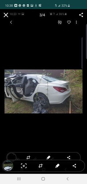 2014 Mercedes Benz cla parts for Sale in Portland, OR