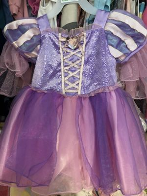 Rapunzel 12-18 Months Disney Dress and Shoes for Sale in Houston, TX