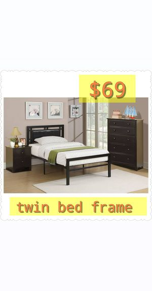 Twin size bed for Sale in Ontario, CA