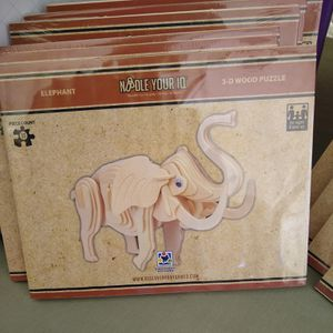 3D Wooden Puzzles for Your Kids! for Sale in Bonney Lake, WA