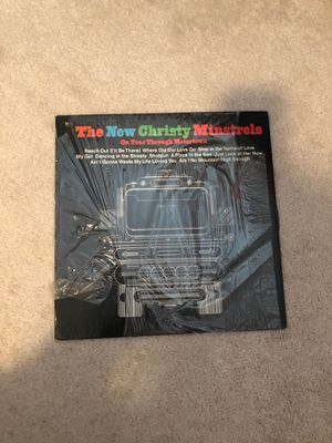 The new Christy Minstrels, On tour through motor town record for Sale in Puyallup, WA