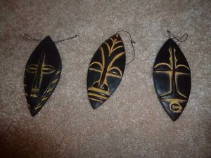 3 African Ornaments for Sale in Alexandria, VA