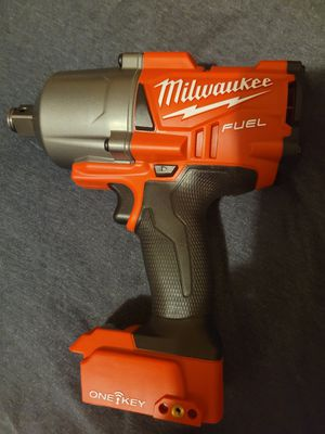 Milwaukee 3/4 Fuel Impact Wrench for Sale in Greenville, SC