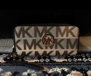 Authentic Michael Kors Wallet for Sale in Alexandria, VA