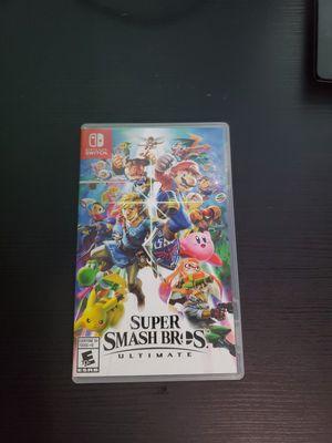 Super Smash Bros. Ultimate for Sale in Chula Vista, CA