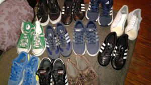 Sneakers size 3 up to 4 1/2 for Sale in West Palm Beach, FL