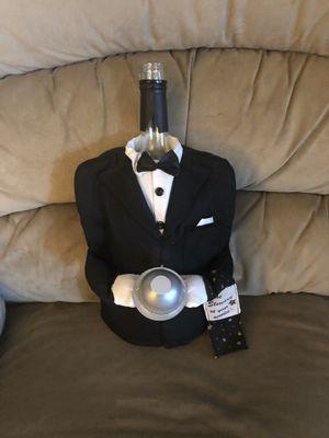 Butler Wine Bottle Cover for Sale in Hampton, VA