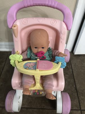 Free girls toy stroller. Pending pick up for Sale in Lutz, FL