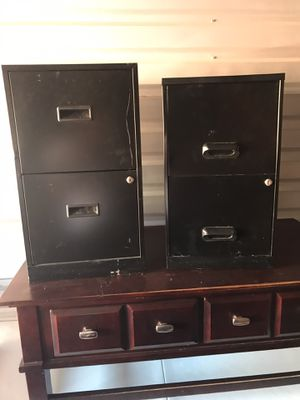 Filing cabinets $25 both for Sale in Las Vegas, NV