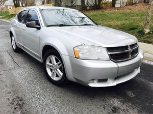 "2008 Dodge Avenger SXT "" A lot of Car for a Low price for Sale in Takoma Park, MD"