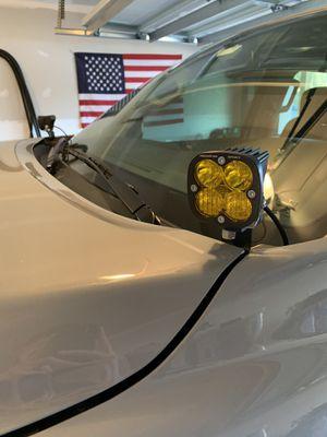 Toyota Tundra Baja Designs Ditch Lights, Cali Raised Brackets for Sale in Ijamsville, MD