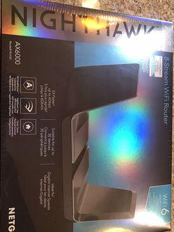 Netgear Nighthawk AX8 / RAX80 Wifi Router for Sale in Fontana,  CA