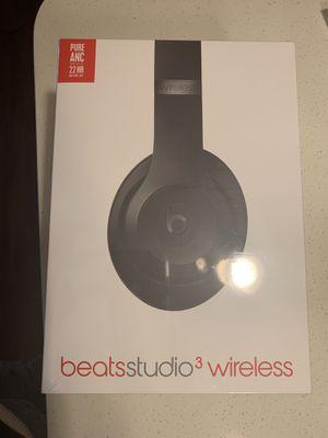 Beats Studio 3 wireless headphones for Sale in Houston, TX