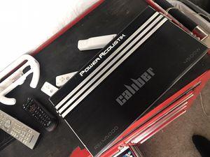 4500 watt power acoustik amplifier for Sale in Rockville, MD