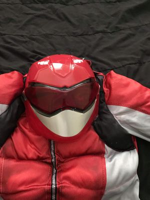 Power Rangers costume size 10-12 for Sale in Simsbury, CT
