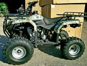 125cc Full Size Four Wheeler (Special Offer) for Sale in Dallas, TX