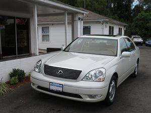 2002 Lexus LS for Sale in Fairfax, VA