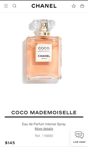 Chanel Coco Mademoiselle perfume for Sale in San Antonio, TX