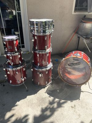 Drum set (Must Sell) for Sale in Fresno, CA