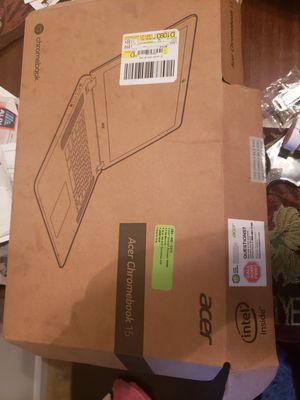 Acer Chromebook Os for Sale in Portsmouth, VA