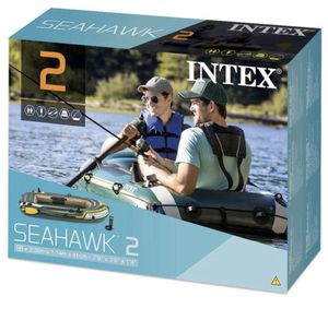 *NEW* Intex Seahawk 2-Person Boat Set | Inflatable for Sale in Torrance, CA