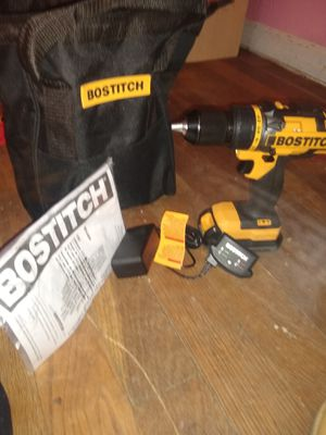 Bostitch BTC400 18V 1/2 in. Power Drill for Sale in Geneva, OH