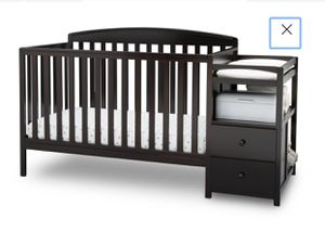 Crib and changer for Sale in Dallas, TX