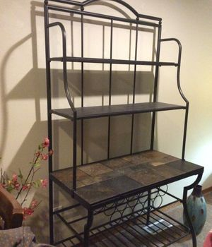 """Bakers rack H-76"""" X W-40"""" D-21"""" for Sale in Puyallup, WA"""