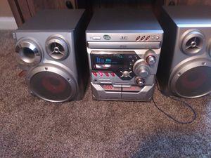 JVC radio for Sale in Orleans, MI