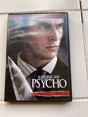 American Psycho Dvd for Sale in Hollywood, FL