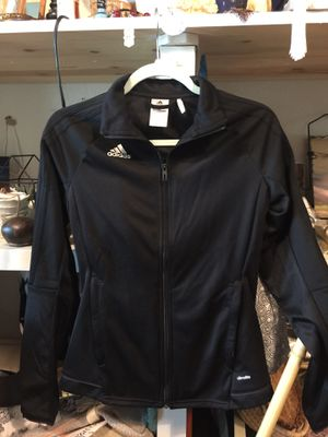 Adidas Women's Warm Up Jkt NWOT sz S for Sale in Lake Mary, FL