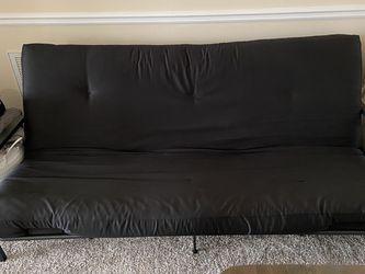 Black Futon for Sale in Duluth,  GA