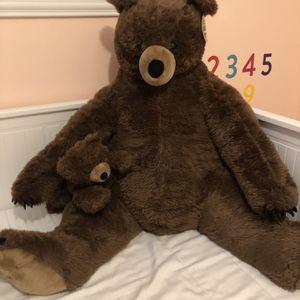 Jumbo Bear And Cub Melissa And Doug for Sale in Corona, CA