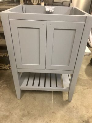 "Brand new 24"" bathroom vanity cabinet for Sale in Pilesgrove, NJ"
