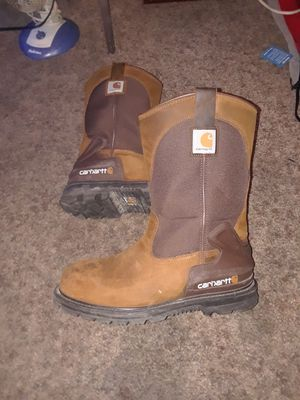 Carhartt slip-on work boots for Sale in Middletown, OH