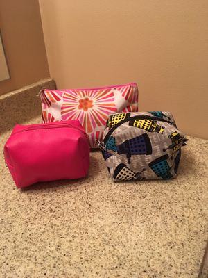 Makeup Cosmetic Bags for Sale in Joliet, IL