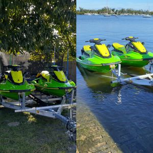 Jetski Yet Ski Yamaha Ex Portugal Vx Seadoo Spark Boat Wave Runner 2021 for Sale in Miami, FL