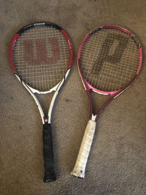 Tennis Rackets for Sale in North Ridgeville, OH