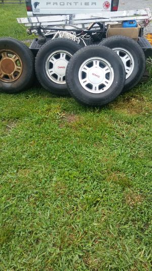 GMC wheels for Sale in Milton, TN