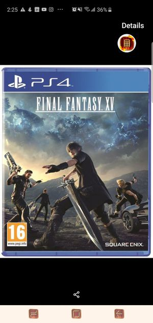 Final fantasy 15 for Sale in Columbus, OH