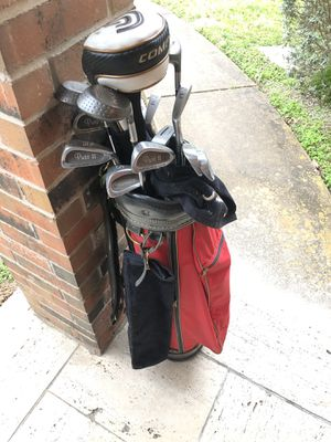 Full set of golf clubs for Sale in Austin, TX