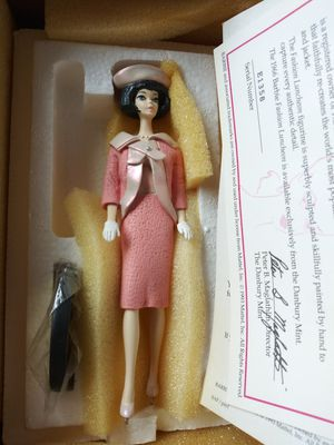 3 Danbury Mint Barbie figurines for Sale in Parma, OH
