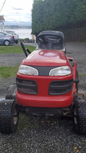 Riding Lawn Mower, Craftsman DLT 3000 for Sale in Lake Stevens, WA