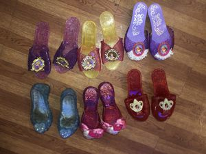 Disney Princess shoes for girls for Sale in The Bronx, NY