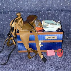 American Girl Jackson Horse Track Box for Sale in Sutton,  MA