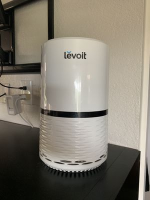 Levoit LV-H132 Air Purifier with True Hepa Filter, Odor Allergies Eliminator or for Smokers, Smoke, etc. for Sale in Salem, OR