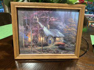 "Cottage scene / framed 11"" x 9"" for Sale in Sammamish, WA"
