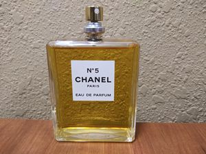 Chanel No 5 Eau de Parfum 3.4 oz Brand New Tester Womens Perfume for Sale in West Palm Beach, FL