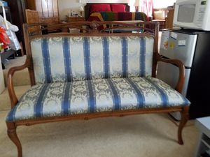 Antique furniture- sofa and 2 single chairs for Sale in Ashburn, VA
